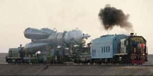 Soyuz, a nave que levará a cerveja até o espaço